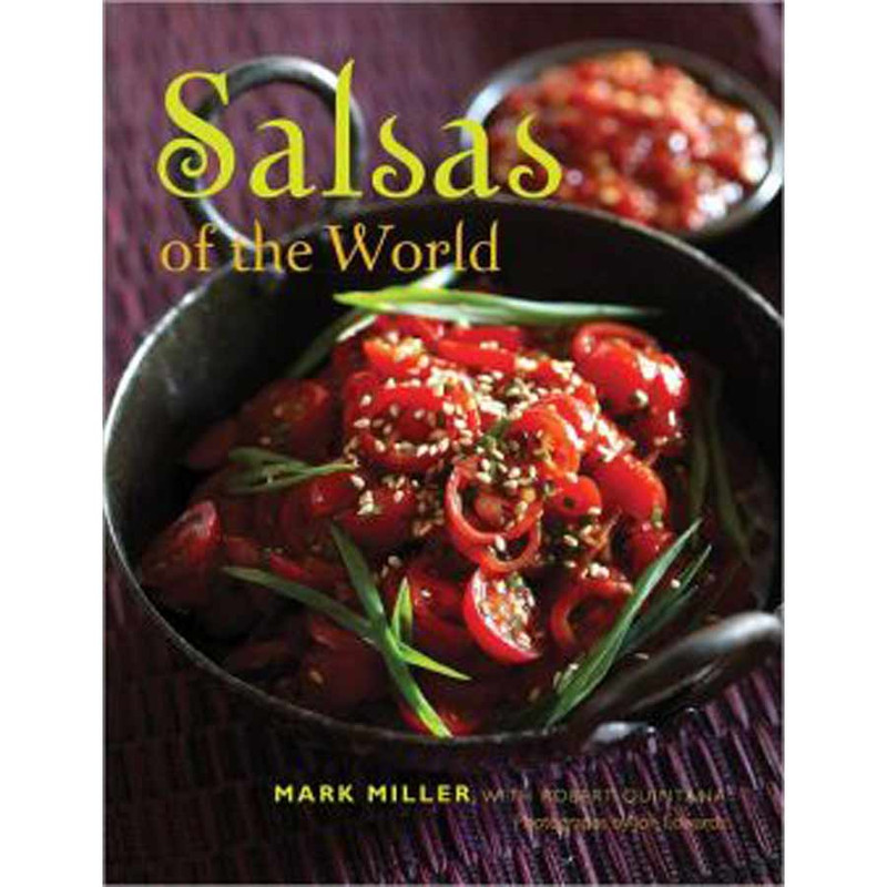 "Cookbook ""Salsas Of The World"""