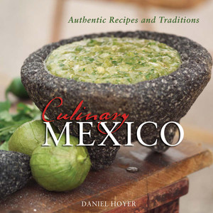 "Cookbook ""Culinary Mexico"""
