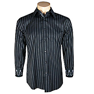 """Santeria"" Button-Down Shirt"