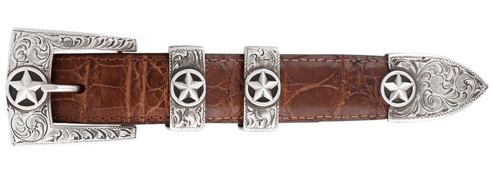 "Pinto Ranch Star 1"" Buckle Set"