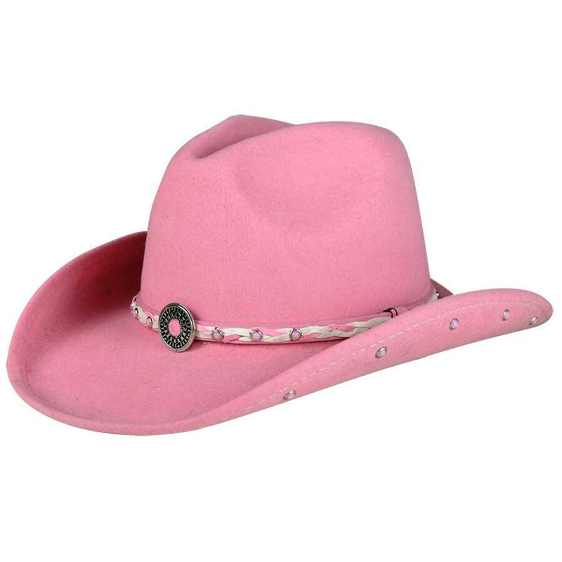 Bullhide Baby Jane Pink Cowgirl Hat