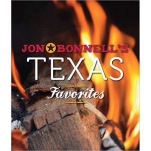 "Cookbook ""Jon Bonnell's Texas Favorites"""