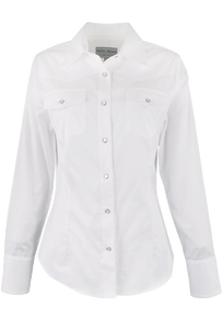 Pinto Ranch by Stubbs Women's Classic Western Snap Shirt