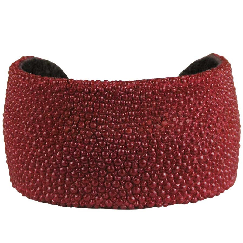 Pinto Ranch Stingray Cuff - Front