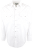 Pinto Ranch by Stubbs Classic Snap Shirt - White - Front