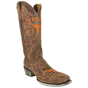 Gameday Mens University of Texas Boots