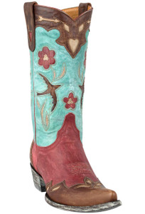 Old Gringo Women's Golondrina Boots - Hero