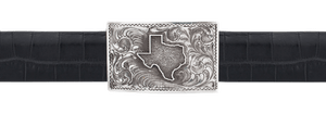 "Pinto Ranch State of Texas 1"" Trophy Buckle"