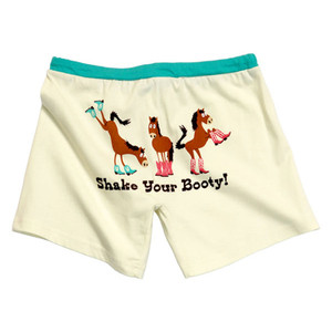 Pajamas - Shake Your Booty Pajama Shorts