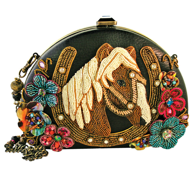 Mary Frances Giddy Up Handbag