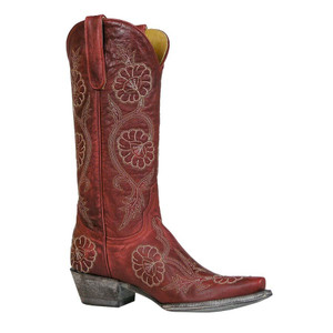 "Old Gringo Ladies ""Cecelia"" Boots - Red"