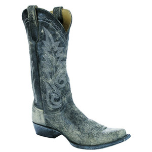 "Old Gringo Mens ""Nevada"" Boots - Black Crackle"