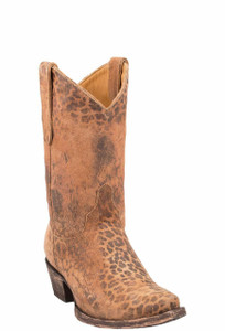 "Old Gringo Women's Leopardito 10"" Boots - Hero"