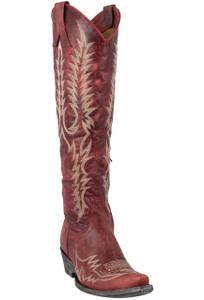 Old Gringo Women's Red Mayra Boots - Hero
