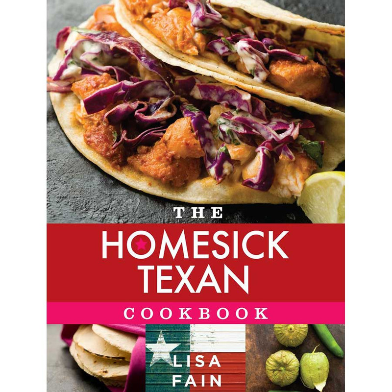 "Cookbook ""Homesick Texan Cookbook"""