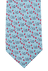 Paris Texas Apparel Co. Thirsty Birds Tie - Light Blue