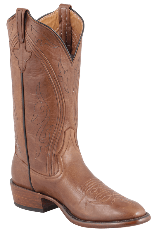 Rios of Mercedes Men's Chestnut Remuda Boots - Hero