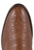 Rios of Mercedes Men's Chestnut Remuda Boots - Toe