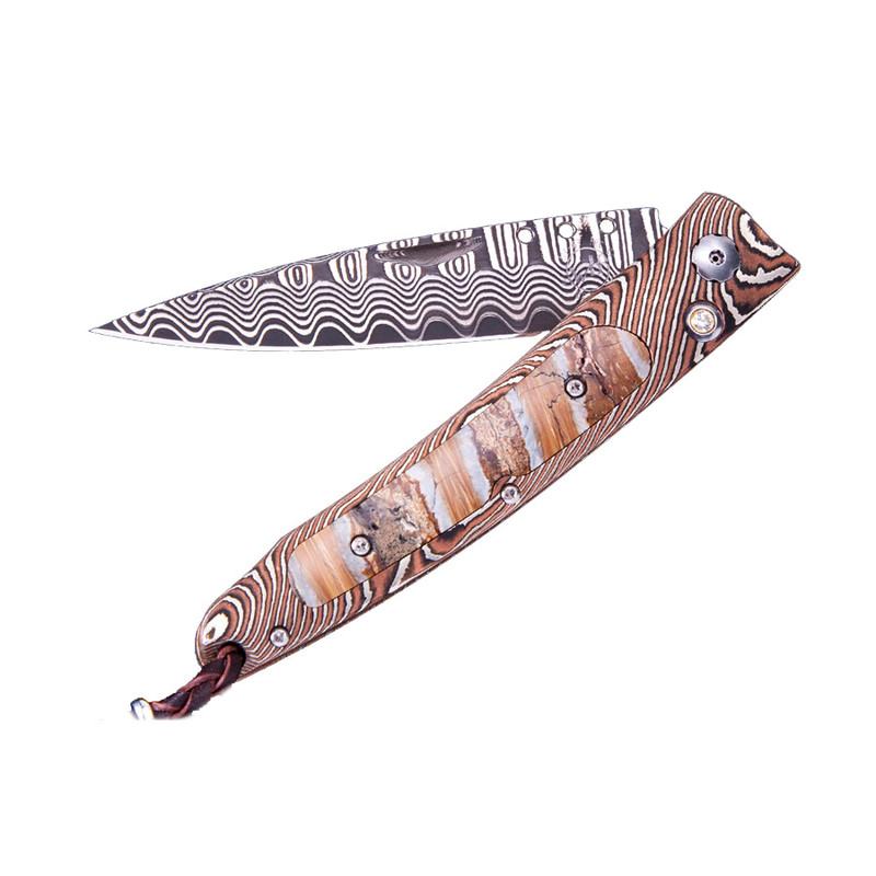William Henry Ventana Glacial Pocket Knife