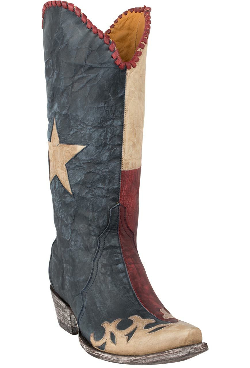 Old Gringo Women's Spirit of Texas Boots