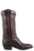 Stallion Men's Sport Rust Supreme Caiman Boots - Side