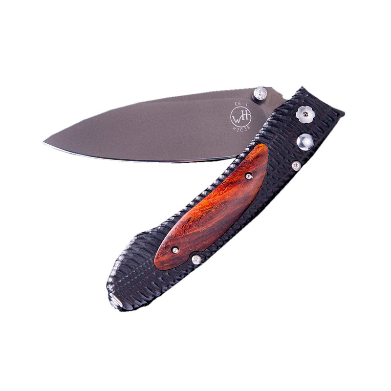 William Henry E6-1 Pocket Knife - Hero