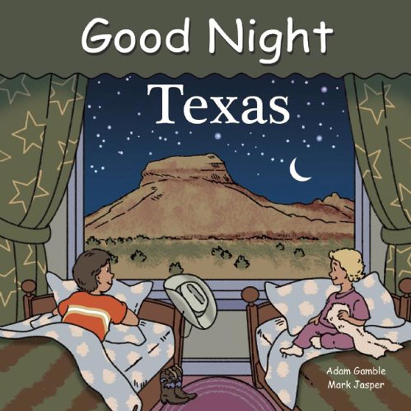 "Children's Book ""Good Night Texas"""