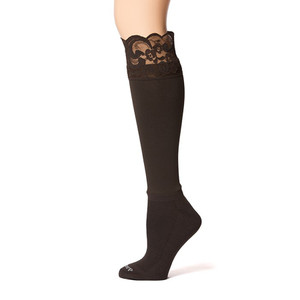 Bootights Lacie Lace Darby - Chocolate