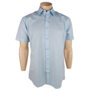 "Zagiri - Short Sleeve ""Robocop"" Shirt - Mint"