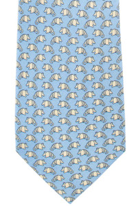 Paris Texas Apparel Co. Armadillo Tie- Blue