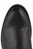 Lucchese Men's Black Ranch Hand Roper Boots - Toe