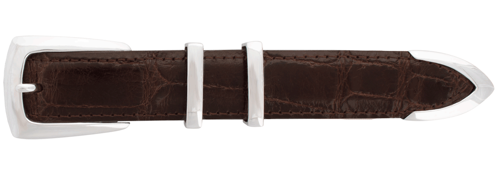 "Greg Jensen Sleek 1"" Buckle Set"
