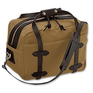 Filson Medium Travel Bag - Dark Tan