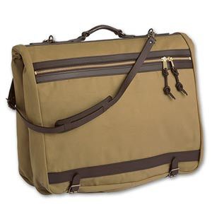 Filson Garment Bag - Dark Tan