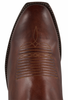 Lucchese Men's Tan Burnished Ranch Hand Boots - Toe