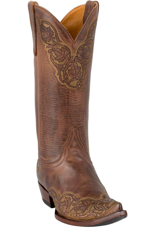 Old Gringo Women's Rust Viridiana Boots - Hero