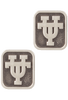 University of Texas Silver Cufflinks - Front