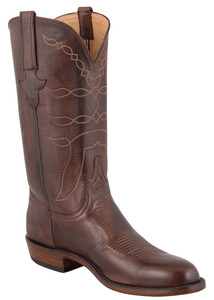 Lucchese Men's Whiskey Baby Buffalo Roper Boots - Hero