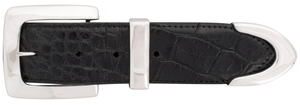 "Horst Schrader Classic Square 1 1/2"" Buckle Set"