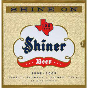 """Shine On: 100 Years of Shiner Beer"""