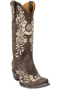 Old Gringo Women's Brown Lucky Boots - Hero
