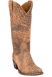 Old Gringo Women's Leopardito Boots - Hero