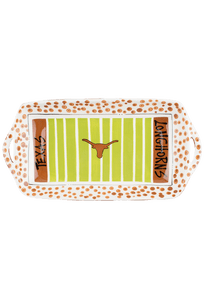 University - University of Texas Stadium Platter
