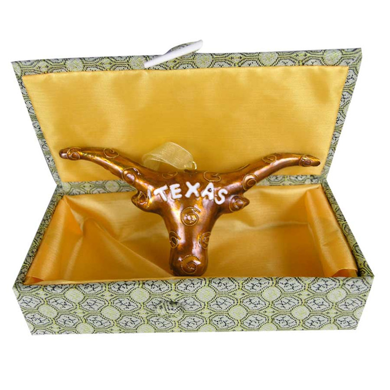 Ornament - University of Texas Bevo
