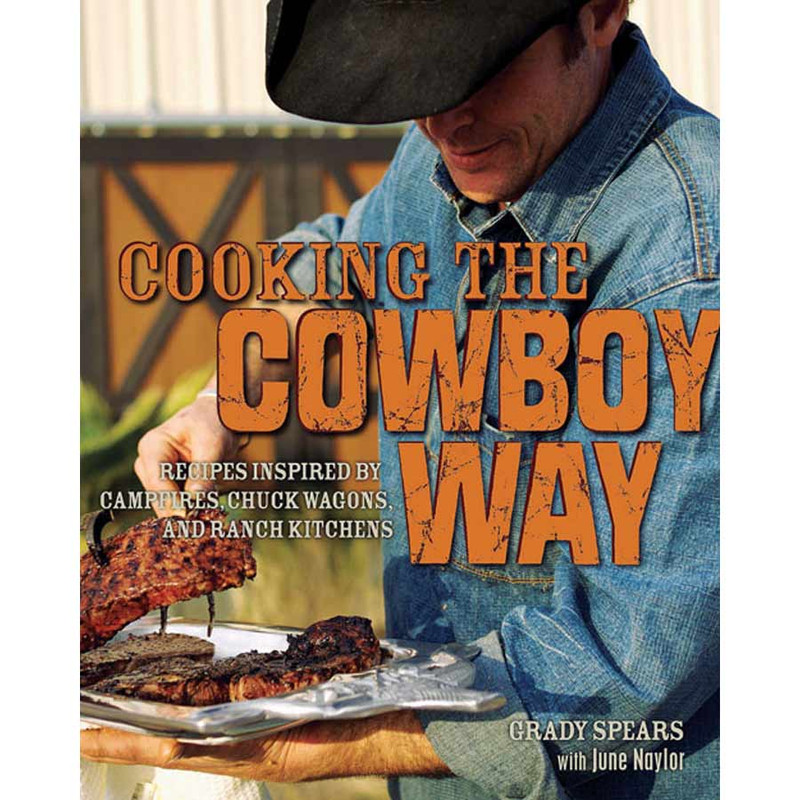 "Cookbook ""Cooking the Cowboy Way"""