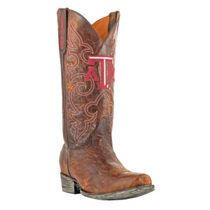 Gameday Men's Texas A&M University Boots