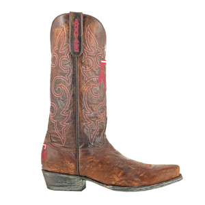 Gameday Men's Texas A&M University Boots - Side