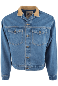 Schaefer Outfitters Legend Denim Jacket - Front