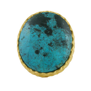 Ring - Mini Turquoise Statment Ring