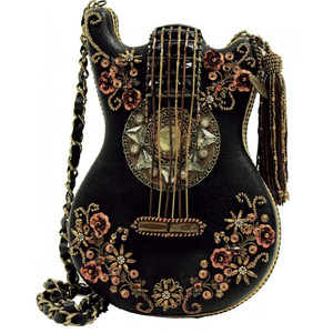 Mary Frances Aristocrat Guitar Handbag